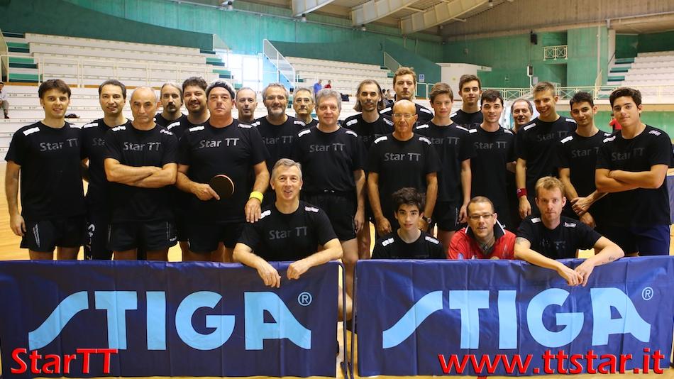 Campionato, Squadre, Tennistavolo, StarTT 204/2015