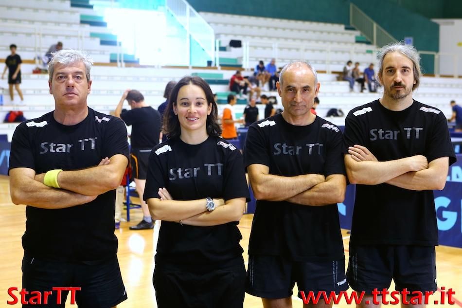 Mirco Tramonte, Arianna Spoladore, Angelo Di Maggio, Davide Bigliotto
