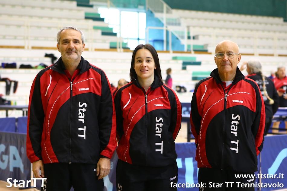 Michele Liberi - Arianna Spoladore - Tiziano Tasinato