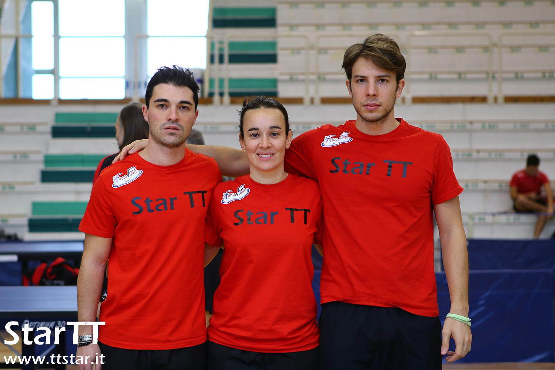 Davide Magrin, Arianna Spoladore, Roberto De Battisti